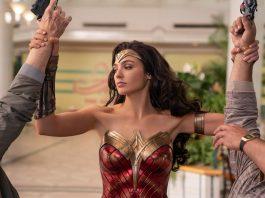 Gal Gadot jako Wonderwoman. Foto: wonderwoman1984.net