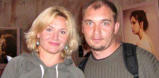 Lucyna Malec z fanem.