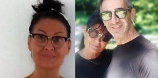 Iwona Pavlović z mężem Źródło: Instagram/Iwona Pavlović