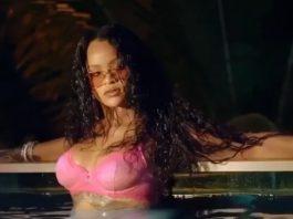 Rihanna. Foto: Instagram/screen