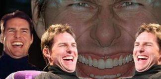 Tom Cruise mem Źródło: Pinterest