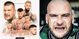 Fame MMA 7, Popek Monster Źródło: Instagram/Popek Oficjalnie