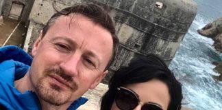 Adam i Izabela Małyszowie. Foto: Facebook/Adam Małysz