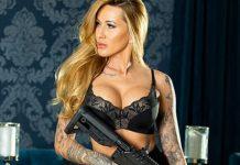 Sylwia Peretti fot. instagram.com
