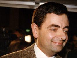 Rowan Atkinson Źródło: Wikimedia