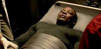 """Dr. Dre w teledysku do kawałka """"I need a doctor"""" Źródło: YouTube"""