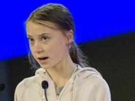 Greta Thunberg / Fot. PAP/EPA